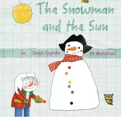 Snowman and the sun