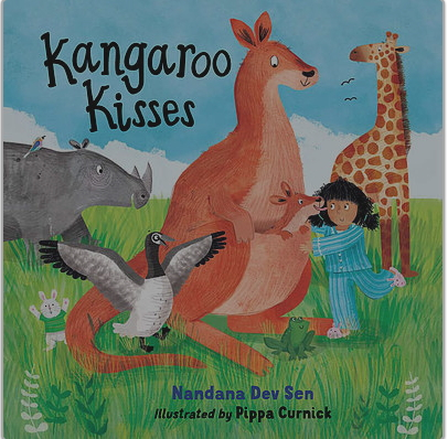 Kangaroo Kisses cover image: