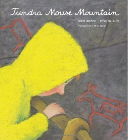 Tundra Mouse Mountain book cover image