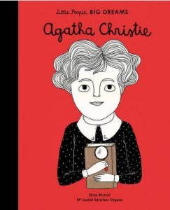 Agatha Christie - cover image and web purchase link