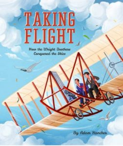 Taking Flight cover image and purchase link