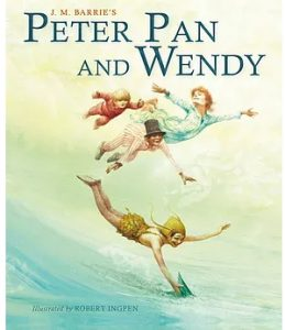 Peter Pan and Wendy - Palazzo Editions - cover image