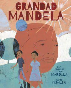 Grandad Mandela - book cover and web link