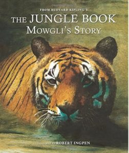 The Jungle Book - cover image and web link