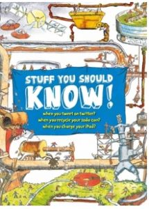 Stuff You Should Know cover image and web link