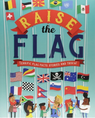 Rasie the Flag - cover image and web link