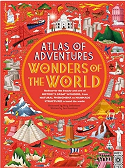Wonders of the World - cover image and web link