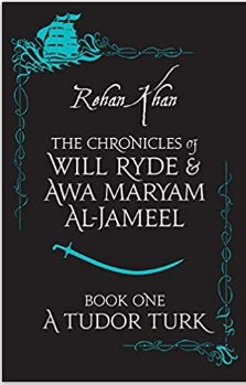 Chronicles of Will Ryde...cover image and web link