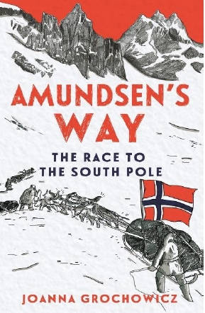 Amundsen's Way - The Race to the South Pole cover image
