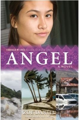Angel, Through My Eyes Natural disaster ZOnes cover image and web link
